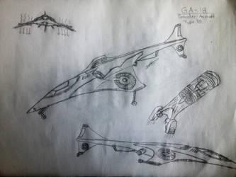 GA-18 by 7H3D3M0NL0RD