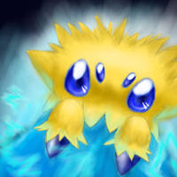 Joltik by RayquazaQueen