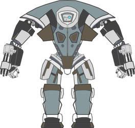 Kodiak Mech Concept by Furiousangel113