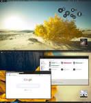 Desktop September by MadMilov2