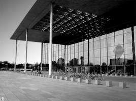 Berlin building by Rustydesigns