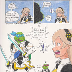 Hoshido/Nohr Family Gathering...? by LeafGreen1924