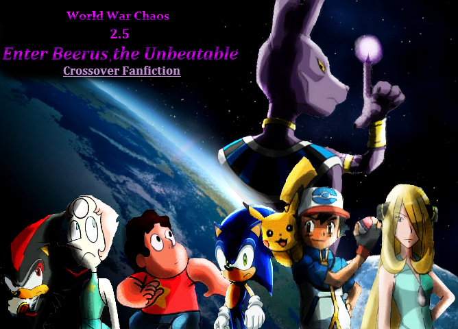 World War Chaos 25 Enter Beerus The Unbeatable By Toonempire24 On