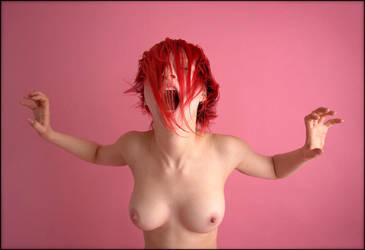 Le cri rose 2 by Renoux
