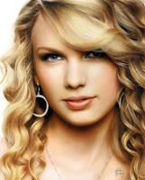 Drawing Taylor Swift by Heatherrooney