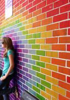 Rainbow by P0rque