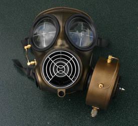 Steampunk Gasmask 3 by aikon359