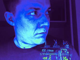 bluehacker by jonasbn