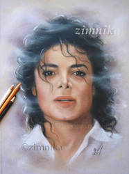 Michael by zimnika7