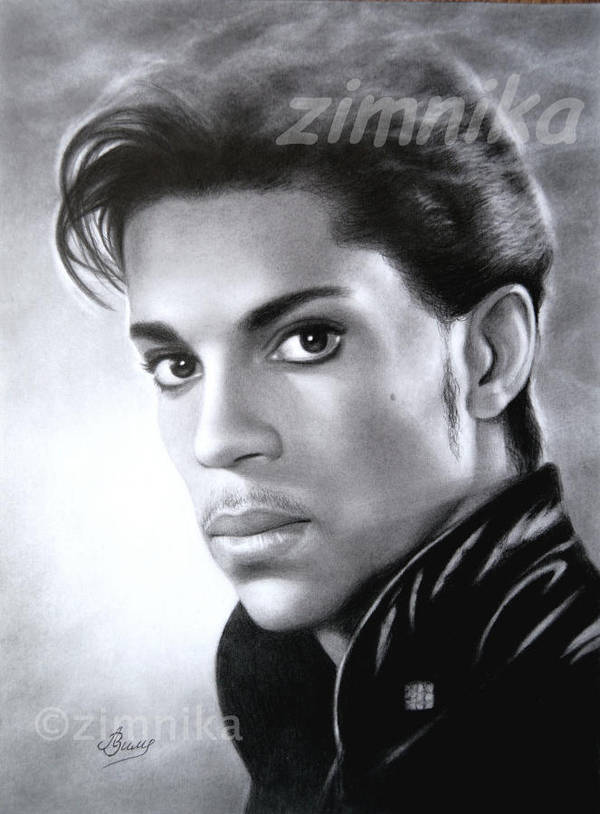 Prince Rogers Nelson by zimnika7