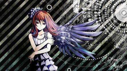 Steel Angel by SukiAkemi