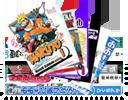 Manga Stamp by CrystalLynnblud