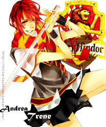 andrea by Afternoontm
