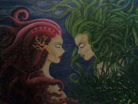 Sea Women by TheDisappearing