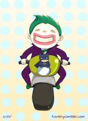 Joker by Asterisks
