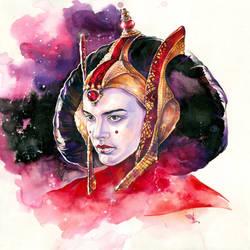 Queen of the Galaxy... by Callista1981