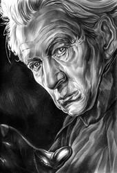 Magneto :: Ian McKellen by Callista1981