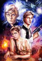 Star Wars: ep. VI by Callista1981