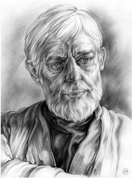 Obi-Wan :: Alec Guinness by Callista1981