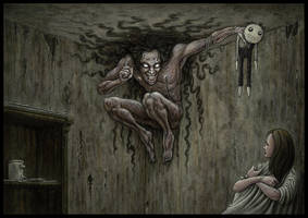 Nightmare by jflaxman