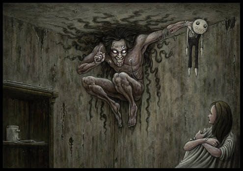 Nightmare by jflaxman