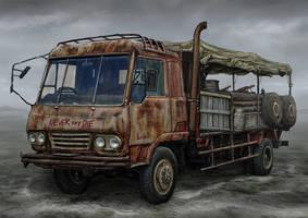 Mule by jflaxman
