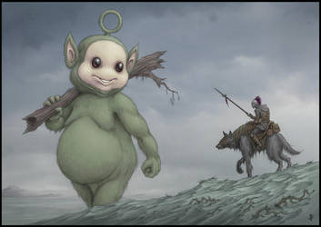 Tubby by jflaxman