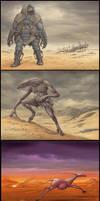 Journey to Oblivion by jflaxman