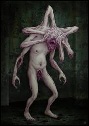 Anguish by jflaxman