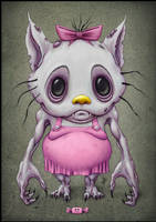 Hallow Kitty by jflaxman