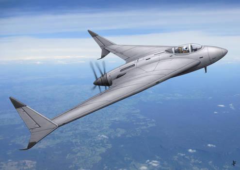 XB-7 Sunbeam by jflaxman