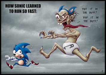 Gotta Go Faster by jflaxman