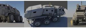 Concept truck by fernandofaria