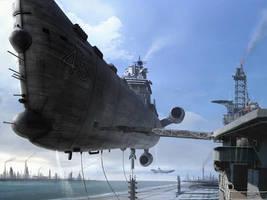 docking by fernandofaria