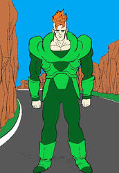 Android 16 by Derfs-Domain