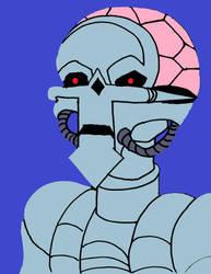 Brainiac (Super Powers) by Derfs-Domain