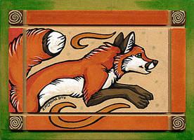Fox Spirit by XianJaguar