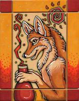 Coyote's Fire Potion II by XianJaguar