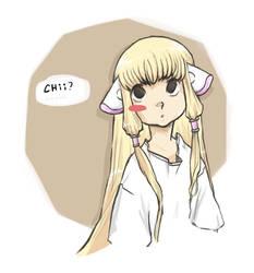Chobits::Chi by vanipy05