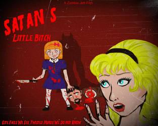 Satan's Little Bitch by punxsie