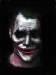 The Joker by shanaimal