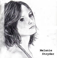 The host: WIP Melanie Stryder by shanaimal