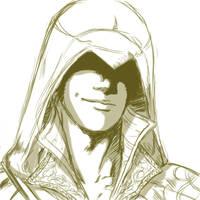 Ezio by Albrecht1908
