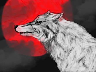 Red Moon Calling by Seeking-Rakuen