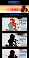 [Quick Trick] Back Light by teagirl-vn