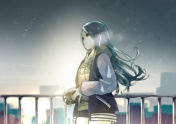 Dust by teagirl-vn