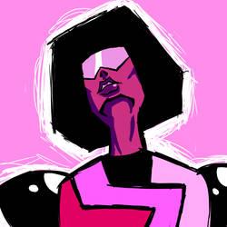 Garnet by superawesomeultraman