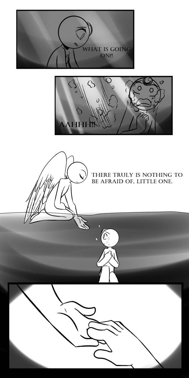 Awaken page 9 by LixDHedgehog