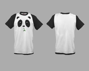 Panda by rastestudio