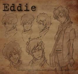 Eddie by GilJimbo